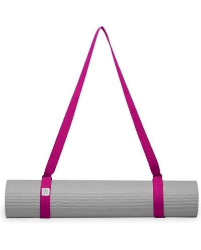 Gaiam Yoga Sling - Blauw/Rood