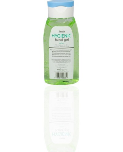 Camille Hygienic hand gel - handgel 125ml