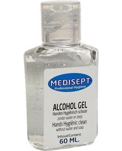 Medisept pocket alcoholgel 60ml