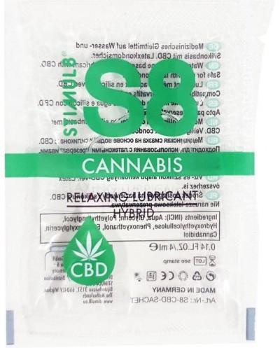 S8 Hybrid Cannabis SACHET 4ml