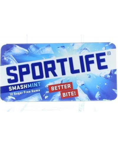 Sportlife Smashmint suikervrije kauwgom