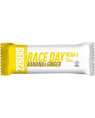 226ERS | Race Day Bar | BCAAs | Banana & Ginger
