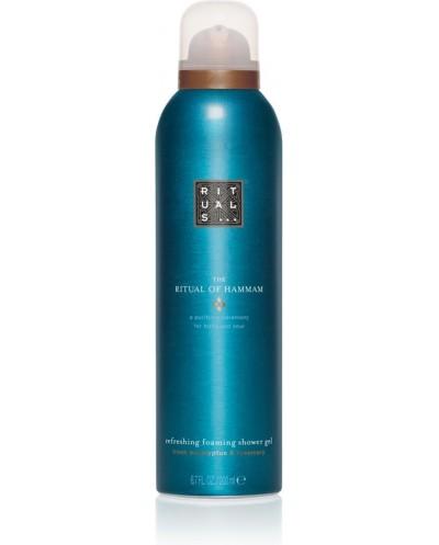 RITUALS The Ritual of Hammam Foaming Shower Gel, schuimende douchegel 200 ml