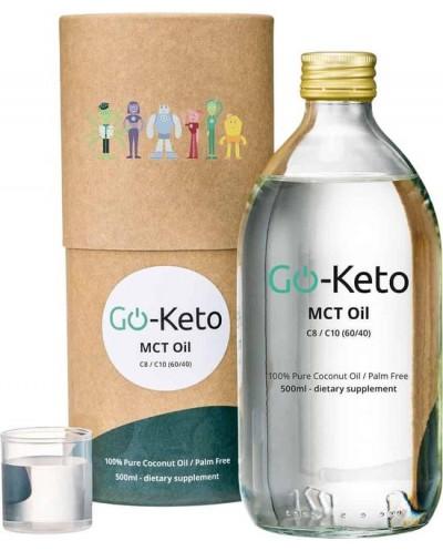 MCT olie premium blend 60 C8/40 C10