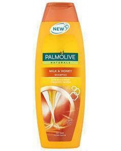 Palmolive Shampoo - Milk & Honey 350 ml.