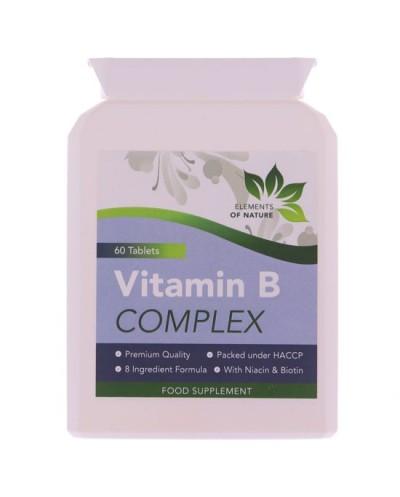 Vitamine B Complex 60 Tabletten
