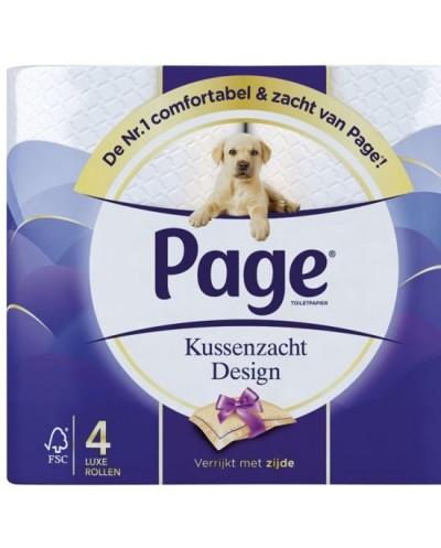 Page Kussenzacht Design 4-rol